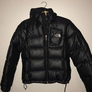 North Face down  puffy jacket